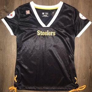 Women's Steelers jersey